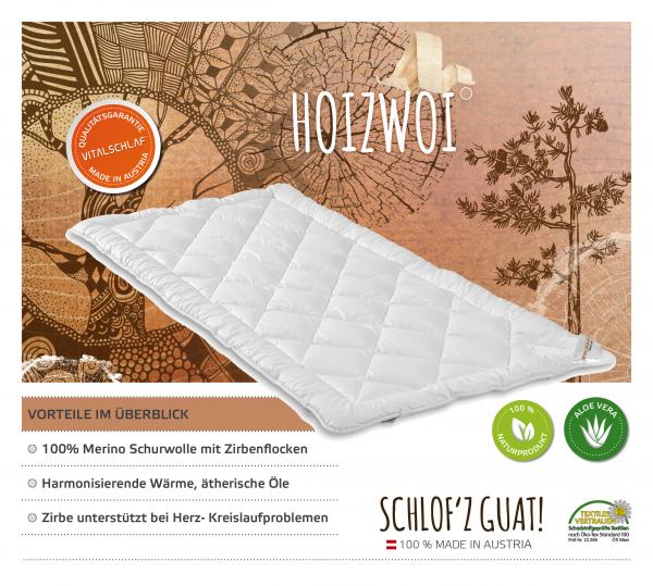 Vitalschlaf® GmbH - Hoizwoi - Naturhaar. Artikel: Unterbett. Maßgefertige Schlafsysteme und Bettwaren von Vitalschlaf: Ihre individuelle & vitale Schlafwelt aus Österreich.
